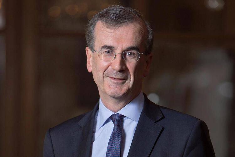 Déjeuner du 21 octobre 2020 avec François Villeroy de Galhau, Gouverneur de la Banque de France